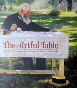 The Artful Table book