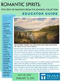 "Cover of ""Romantic Spirits"" Educator Guide"