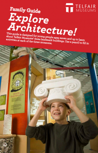 "Cover of ""Explore Architecture"" Educator's Guide"