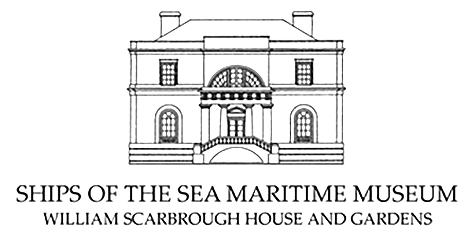 logo for Ships of the Sea Maritime Museum in Savannah, GA