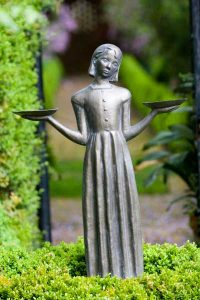 Bird Girl replica statue for sale at Telfair Museums