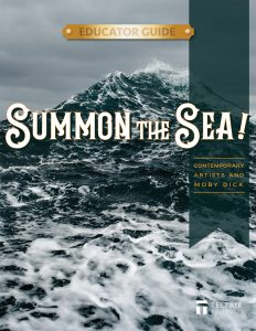 "Cover of ""Summon the Sea"" Educator Guide"